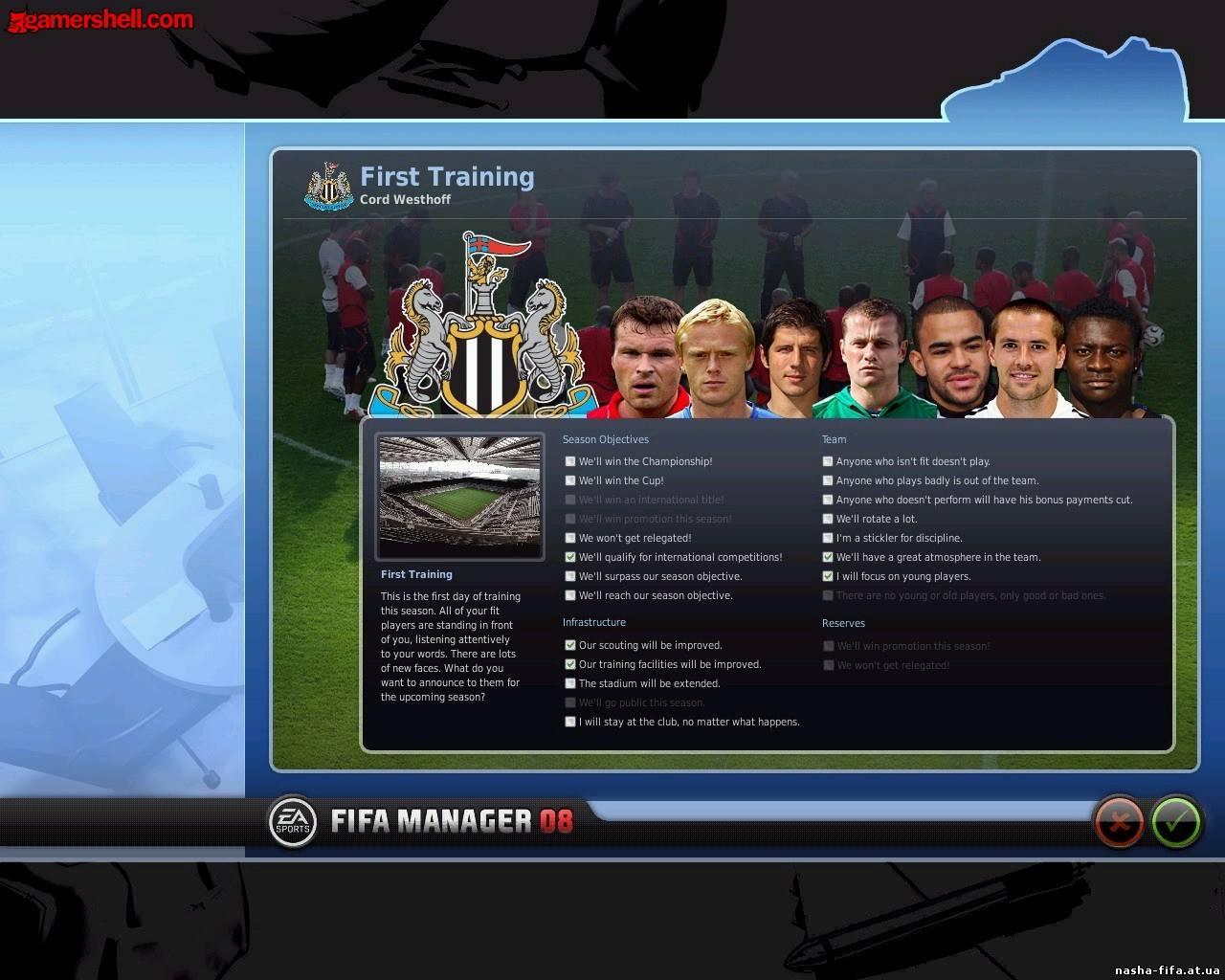 SUR CLUBIC FIFA 09 TÉLÉCHARGER