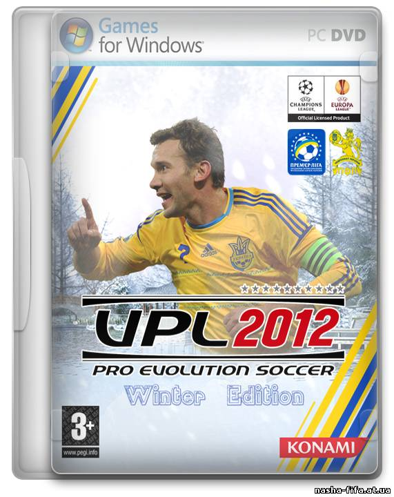 Patch Ukrainian Premier League 2012 Winter Edition 2. Patch Ukrainian