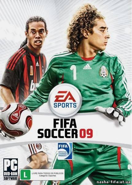Скачать с торрнета FIFA 07 Русские комментаторы. . Язык интерфейса английс
